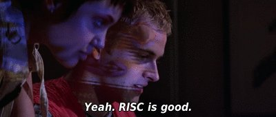 RISC is good