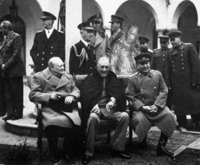 Yatta!  Yatta! Yatta! Yatta! I mean... Yalta! Yalta! Yalta! Yalta!