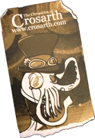 The Chronicles of Crosarth - a webcomic of Steampunk Adventure, updated Mon & Wed