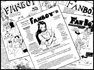 Vanity Press Presents Fanboy