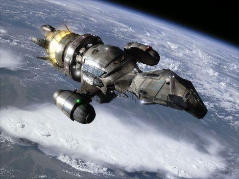 A Firefly Class Vessel