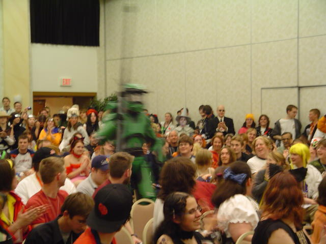 Old convention photo