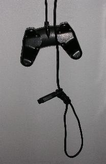 Controller noose