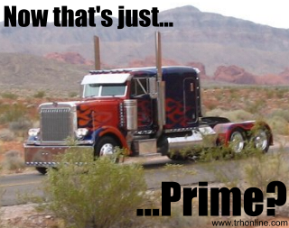 That's Just Prime?