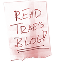 Read Trae's Blog