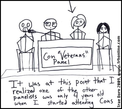Daisho Con Panel Comic