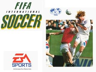 3DO To Go: FIFA International Soccer
