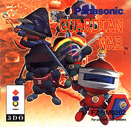 3DO Game Review: Guardian War
