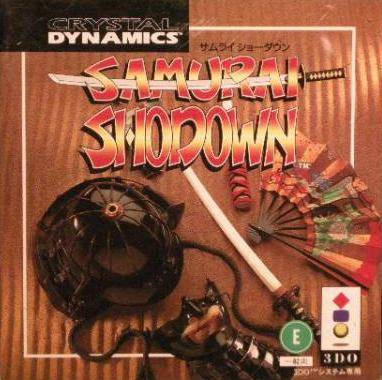 3DO Game Review: Samurai Shodown