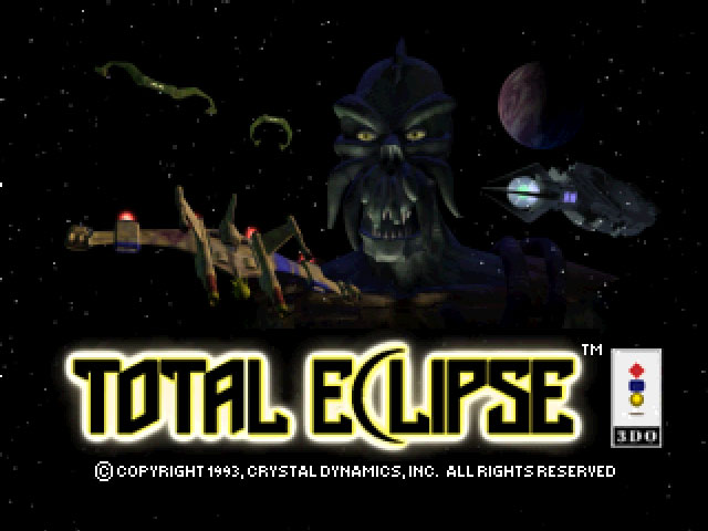 3DO Game Review: Total Eclipse