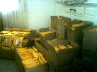 Many, many packages