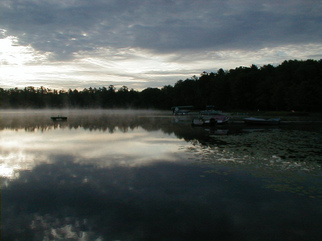 lake thompson