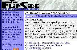 Flipside Articles