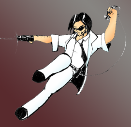 SA Action Heroes RPG