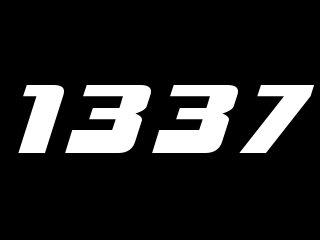 1337=LEET