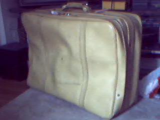 Big, Yellow Suitcase