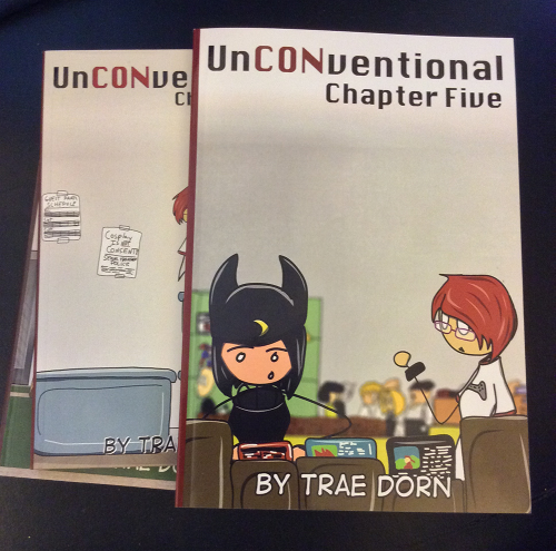 UnCONventional Chapter 5