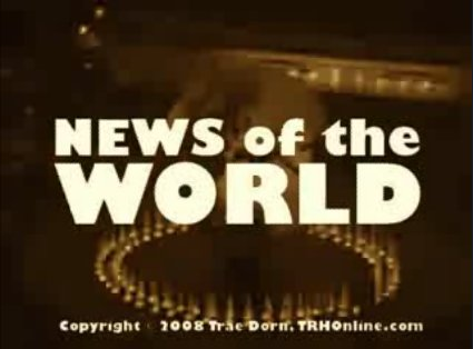 News of the World! February 2008